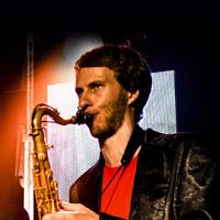 Christopher Klein - sax
