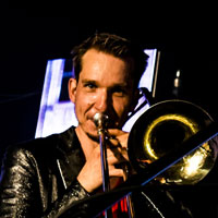 Stephan Bohm - trombone
